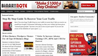 PageSpeed WordPress theme