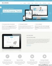 delaware small business wordpress themes