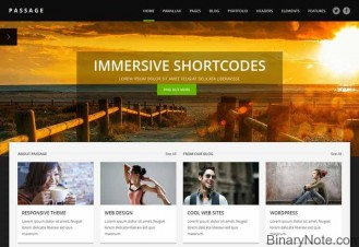 wordpress themes for business websites
