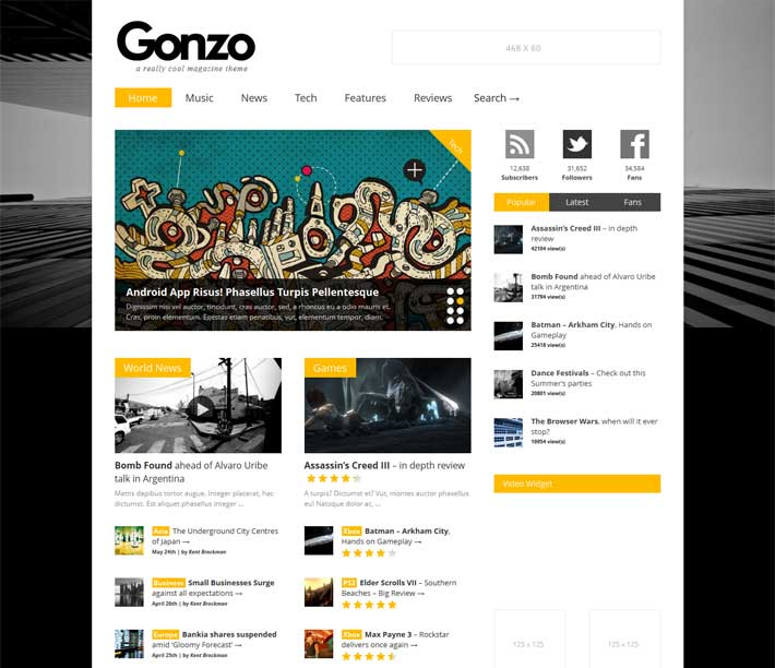 Gonzo download