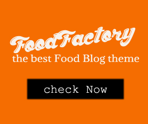 Food Site Theme