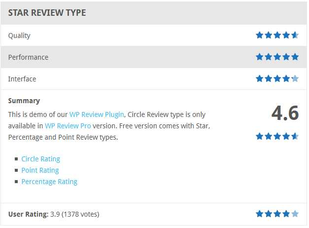 best wordpress review plugin