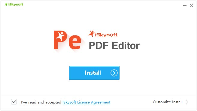 PDF Editor Review -Installation Process