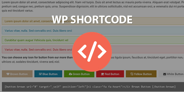WordPress Shortcode for WordPress